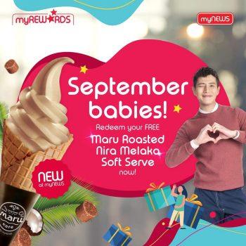 MyNews Free Maru Roasted Nira Melaka Servis Lembut untuk Bayi September