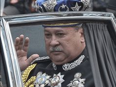 Sultan Johor, Sultan Ibrahim Almarhum Sultan Iskandar.