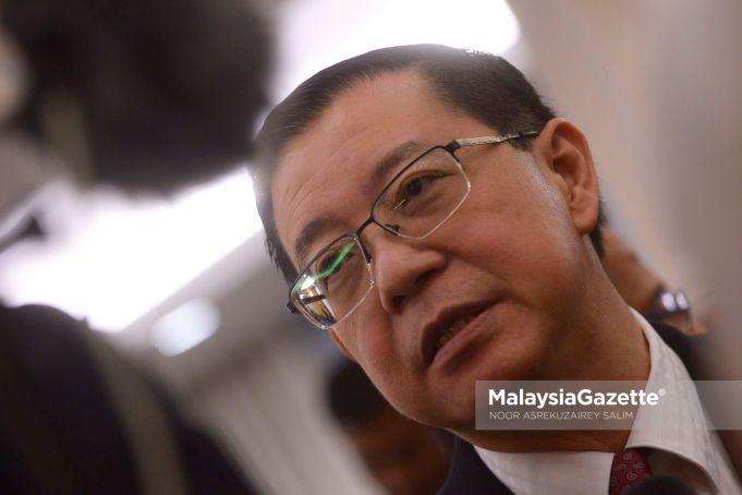 Menurut Lim Guan Eng, senarai calon DAP adalah muktamad sama seperti diumumkan parti itu minggu lalu sekali gus menafikan beliau akan bertukar ke kerusi Tanjung Bungah untuk berdepan Pengerusi Barisan Nasional (BN) negeri, Teng Chang Yeow.