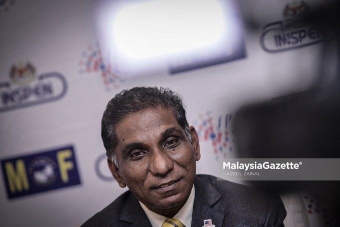Serahkan kepada pihak polis untuk melakukan siasatan menyeluruh terhadap isu pembayaran balik cukai, kata bekas Ketua Setiausaha Perbendaharaan Tan Sri Dr Mohd Irwan Siregar Abdullah.