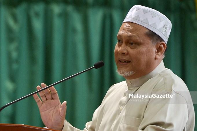 Mohd Amar Abdullah