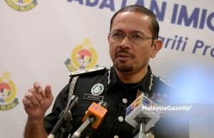 Datuk Seri Mustafar Ali