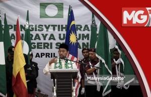 Gandingan Ulama , Profesional Menangkan Pas Selangor