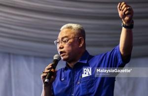 Tan Sri Noh Omar akan melepaskan jawatan sebagai Pengerusi Badan Perhubungan UMNO Selangor susulan gagal menawan negeri itu pada Pilihan Raya Umum ke-14 (PRU14) Mei lepas.