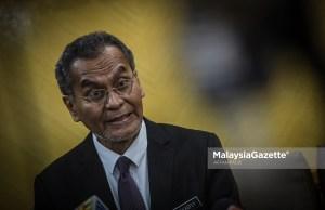 Menteri Kesihatan, Dr. Dzulkefly Ahmad
