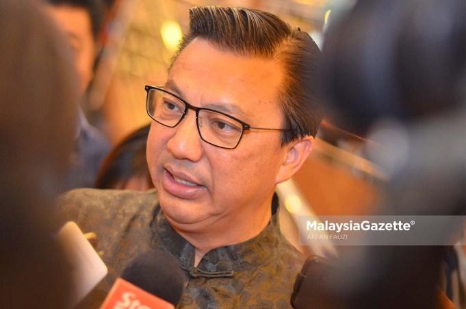 Presiden MCA, Datuk Seri Liow Tiong Lai
