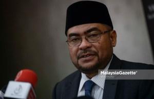 Datuk Dr. Mujahid Yusof Rawa