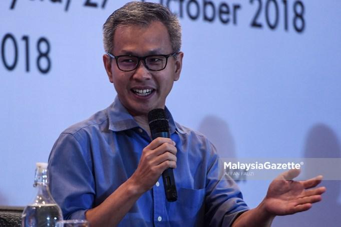 Ketua DAP Selangor, Tony Pua mengesahkan bahawa beliau tidak akan mempertahan jawatannya dalam pemilihan parti peringkat negeri pada 9 Disember akan datang.