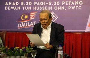Tun Abdul Hamid Omar
