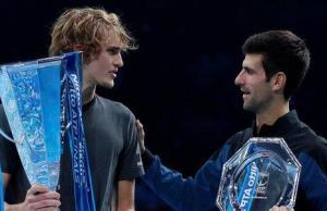 Novak Djokovic kalah