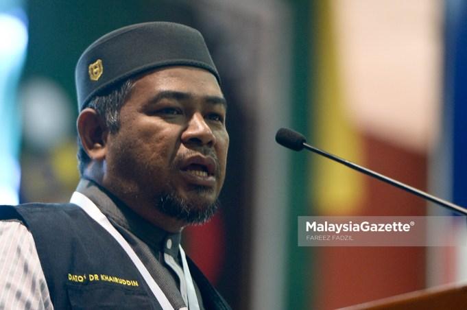 Dr. Mohd Khairuddin Aman Razali