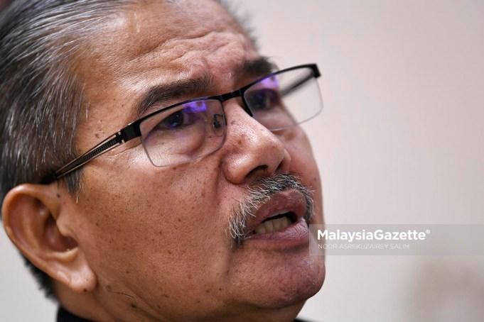 Ketua Polis Kuala Lumpur, Datuk Seri Mazlan Lazim