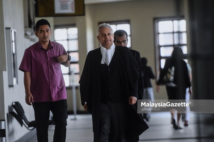 Tommy Thomas. foto AFFAN FAUZI, 17 JUN 2019