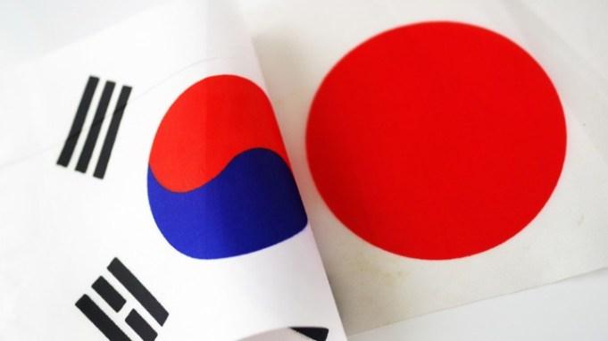 Jepun-Korea