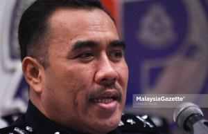 Nik Khatijah Nik Mud strangled IKRAM murder Selangor Criminal Investigation Department Chief, Senior Assistant Commissioner Datuk Fadzil Ahmat