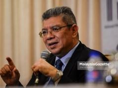 Kerajaan Gagal criticise government Saifuddin Abdullah