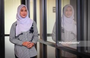 UMNO Supreme Council Member, Datuk Dira Abu Zahar. PIX: SYAFIQ AMBAK / MalaysiaGazette / 30 DECEMBER 2020.
