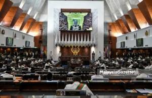 Dewan Rakyat Parliament sitting third phase of FMCO full movement control order Muhyiddin Yassin