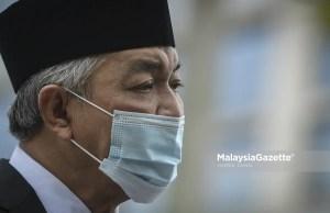 Ahmad Zahid Hamidi Klang Valley Covid-19 vaccination risk