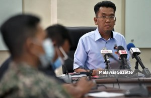 Pegawai Daerah Hulu Langat, Najmuddin Jemain
