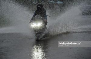 MetMalaysia Heavy rain thunderstorm weather forecast