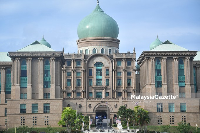new cabinet Perdana Putra Putrajaya Prime Minister's Office Deputy Prime Minister