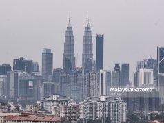 Kuala Lumpur KL city centre RMK12 Twelfth Malaysia Plan 12th