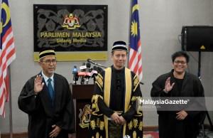 Azhar Azizan Harun Azalina Othman Said Dewan Rakyat Speaker Parliament