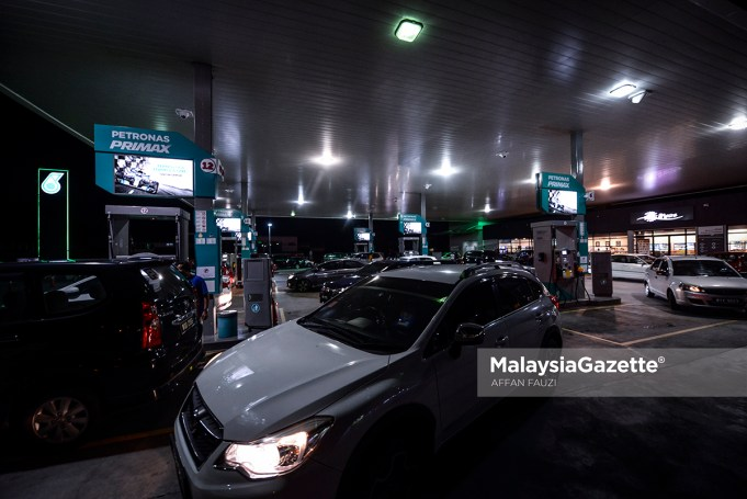 petrol station fuel price operating hours convenience store eatery