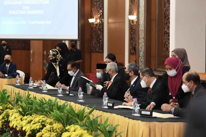The Federal Government and opposition, Pakatan Harapan (PH) have created national history by signing the Transformation and Political Stability Memorandum of Understanding (MoU).