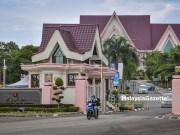 The Seri Negeri in Ayer Keroh, Melaka. PIX: SYAFIQ AMBAK / MalaysiaGazette / 05 OCTOBER 2021. Melaka state election vote