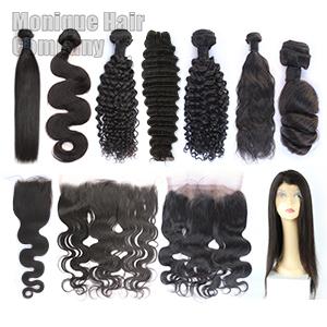 Monique Malaysian hair