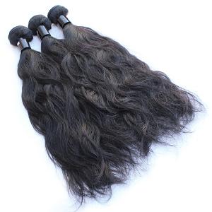 natural wave hair customer show