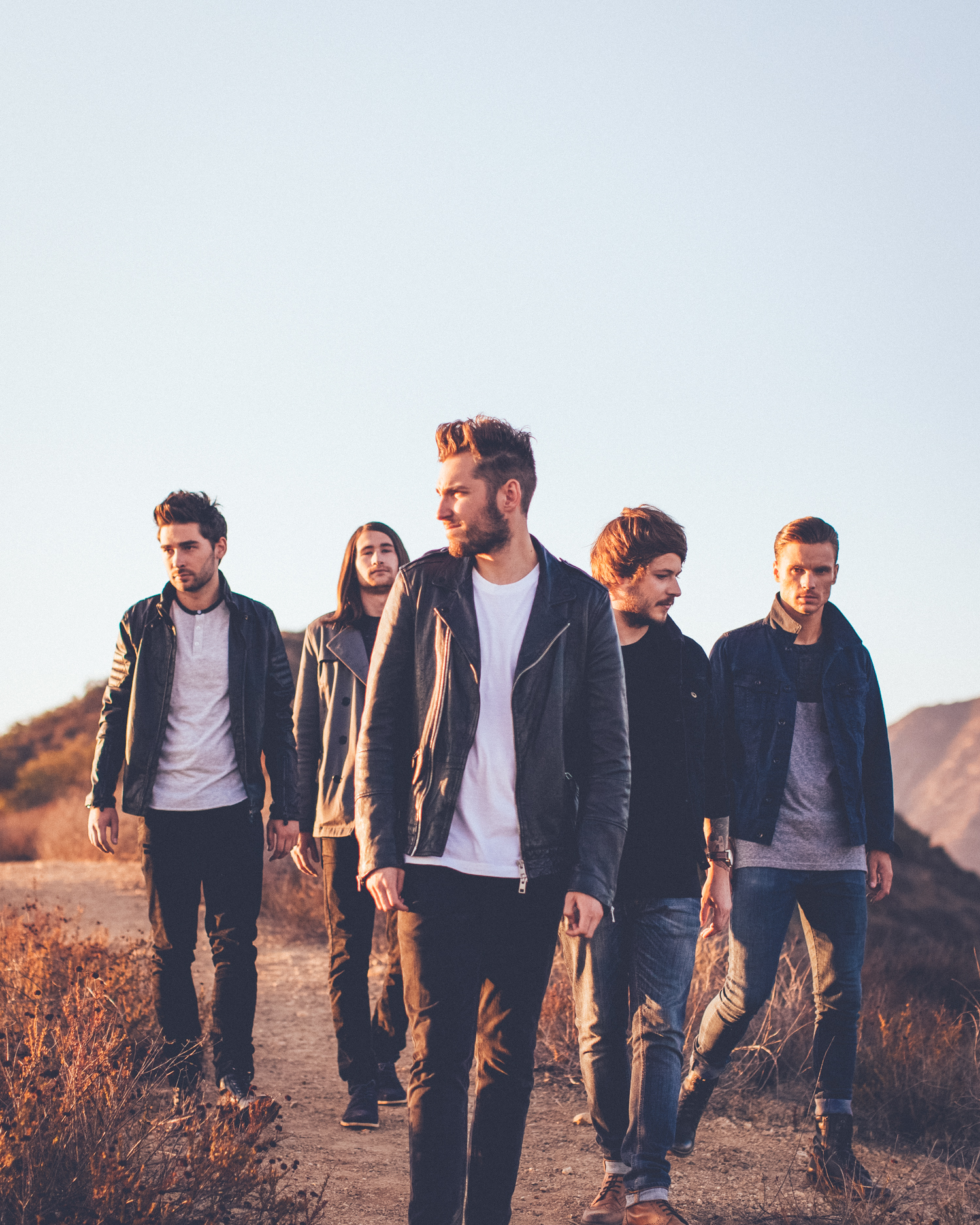 You Me Six Save It Bedroom