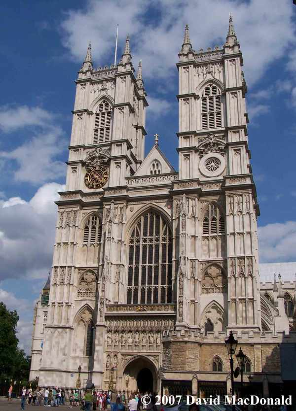Westminster Abbey Malcolm Guite