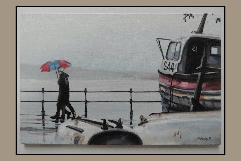 Rain On The Mumbles