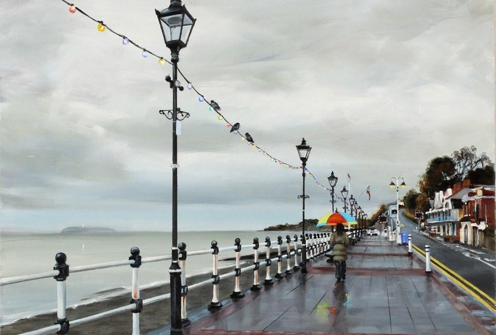 Boxing Day Penarth Pier