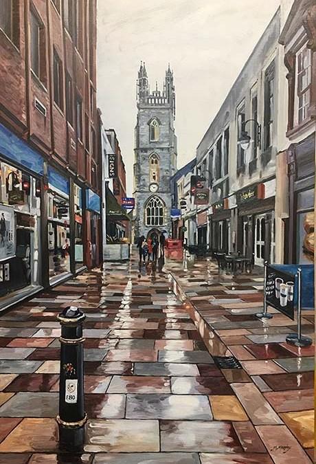 Church Street Cardiff