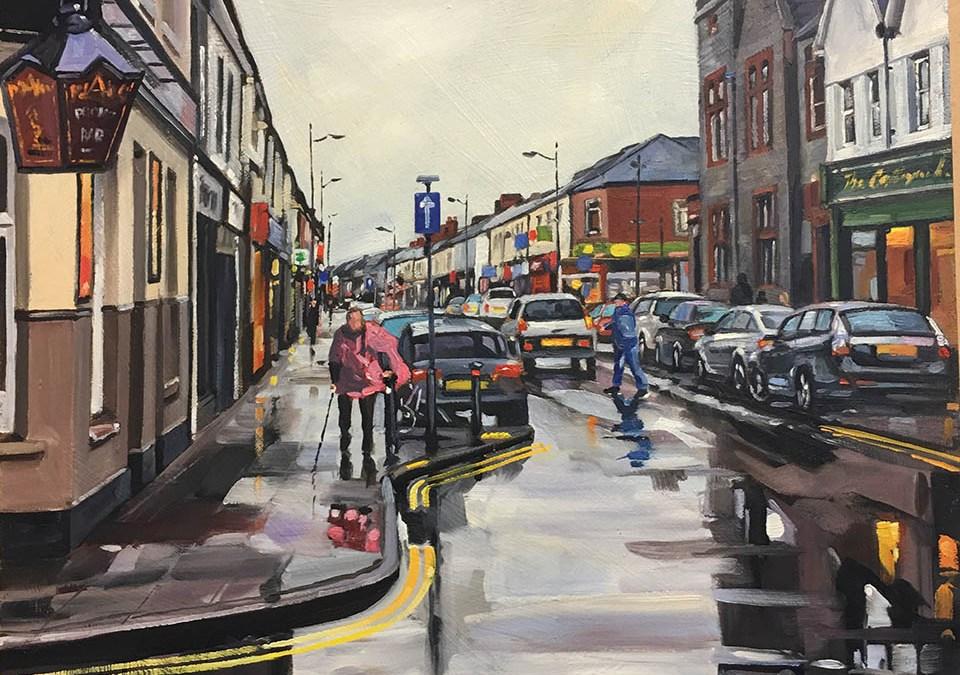 Clifton Street: Adamsdown Cardiff