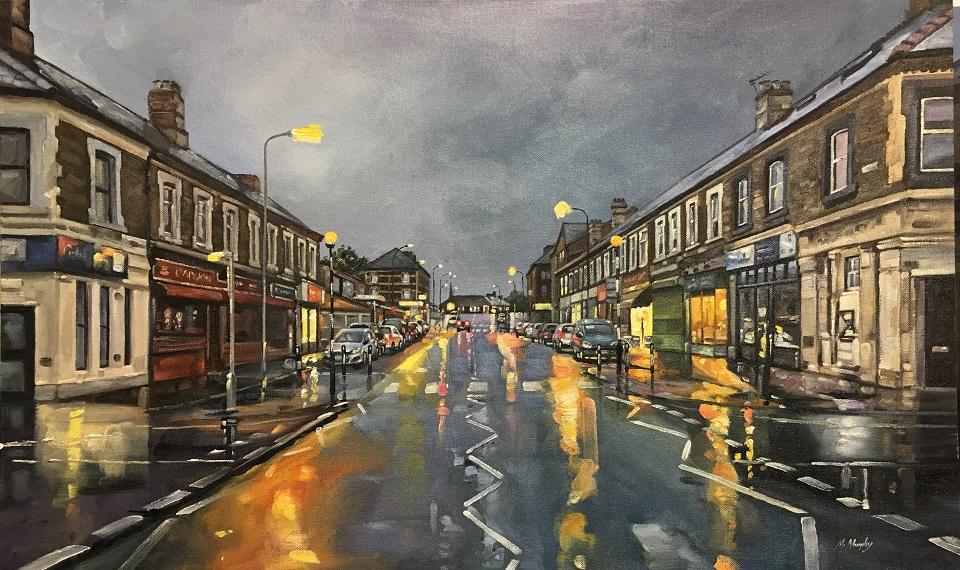 Splott Road, Cardiff