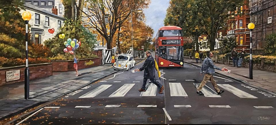 Abbey Road 50 years on