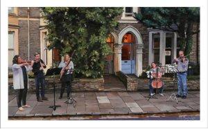 Cardiff Street Orchestra