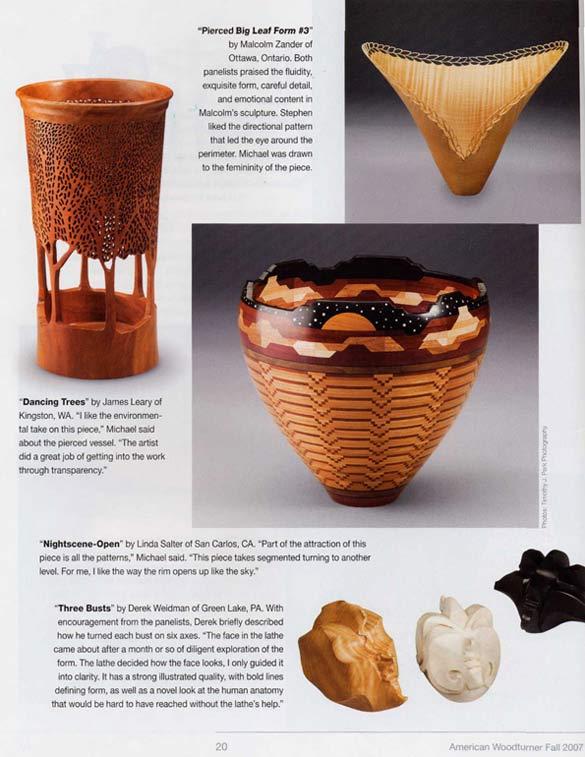 American Woodturner Magazine