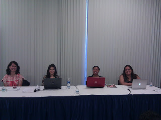 """Outside of the Southwest: Chicana/Latina Activism During the Chicano Movement""Panel at 2012 Summer Institute"