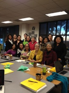 Mujeres Talk: State of the Organization – MALCS Executive Committee Working on Major Initiatives