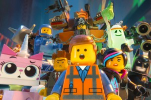 THE LEGO MOVIE - 2014 FILM STILL - Photo Credit: Couretsy of Warner Bros. Pictures