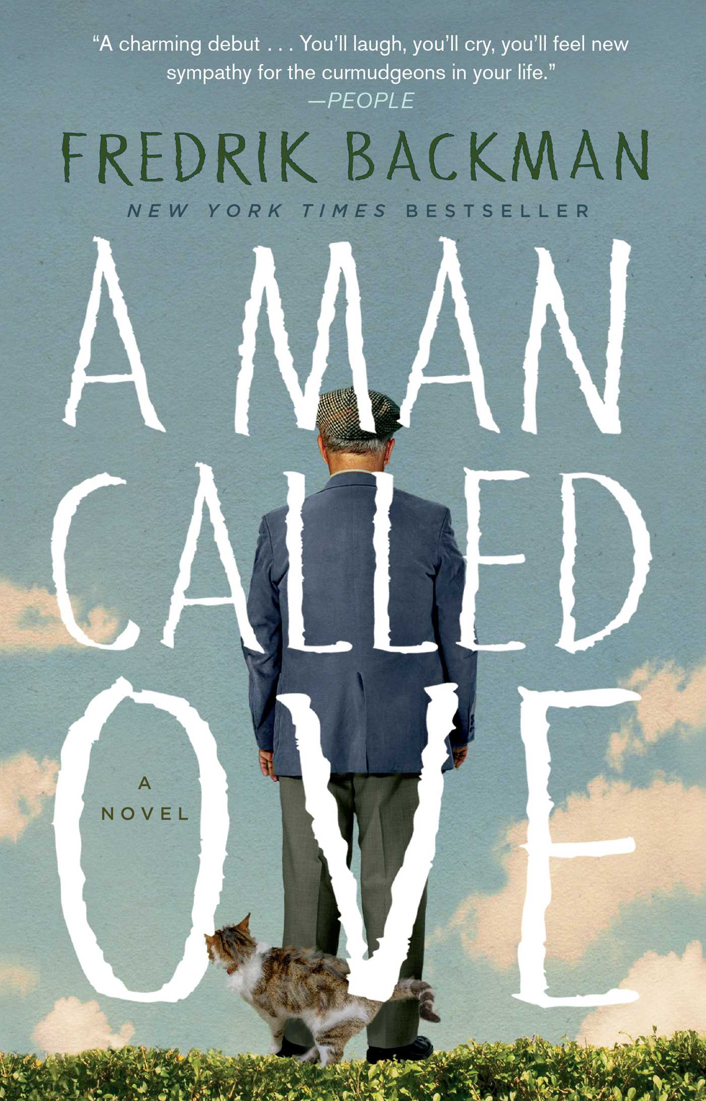 """A Man Called Ove"" is 2017 book pick"