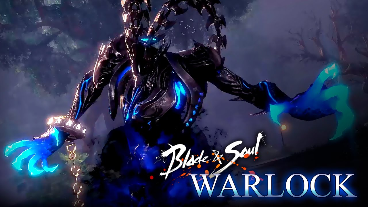 Blade and Soul Warlock