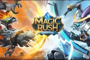 Magic Rush Guia