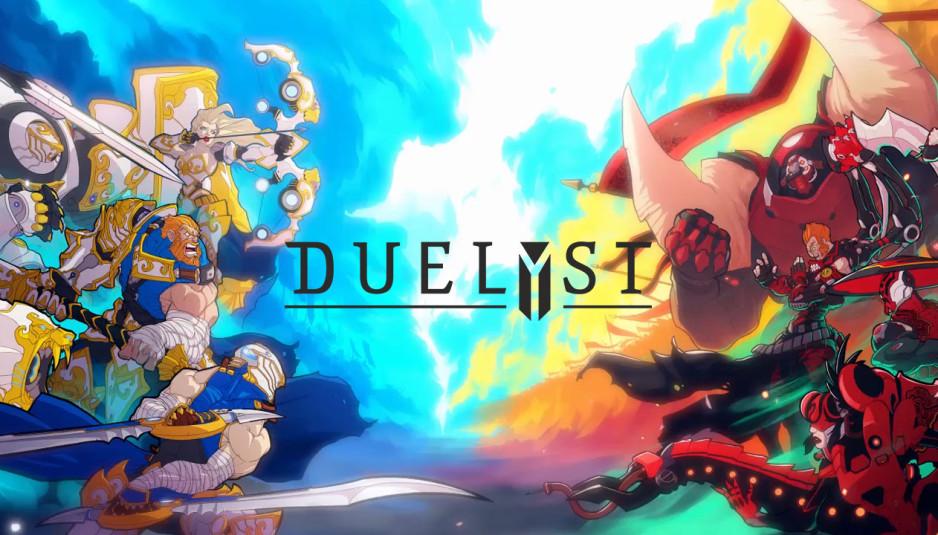 Duelyst Open Beta